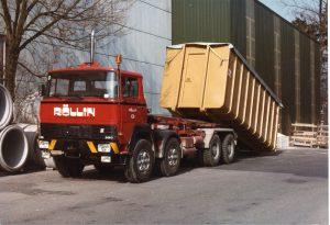Einführung Rolltainer-System