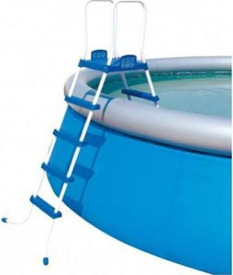 intex pool leiter 132 cm bruno r llin ag. Black Bedroom Furniture Sets. Home Design Ideas