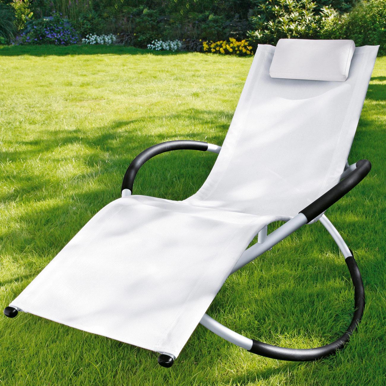 liegestuhl schaukelstuhl f r haus und garten bruno r llin ag. Black Bedroom Furniture Sets. Home Design Ideas